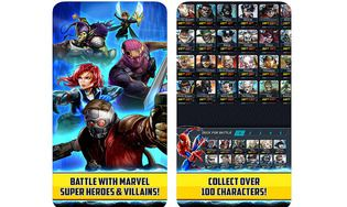 MARVEL Battle Lines Android