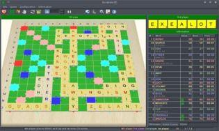 Scrabble 3D Linux