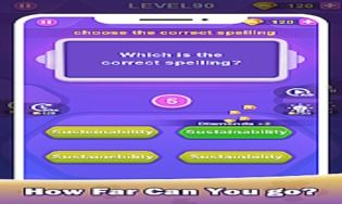 SpellingMaster - TrickyWordSpellingGame