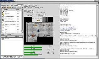 Crossfire RPG game