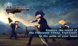 Final Fantasy XV Pocket Edition Android