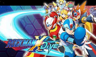 Mega Man X Dive Android