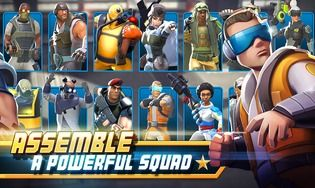 Alpha Squad 5 Android