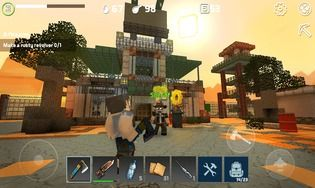 LastCraft Survival Android