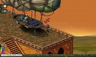 BlackMoon Chronicles: Winds Of War