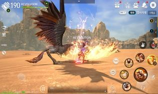 Blade and Soul Revolution Android