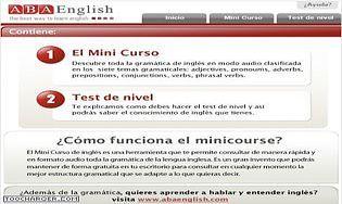 Mini Curso d'anglais
