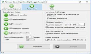 LightLogger Keylogger 6.15.2