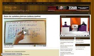 Cours de maths en vidéo