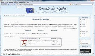 Devoir de Maths - Ressources pédagogiques en mathématiques