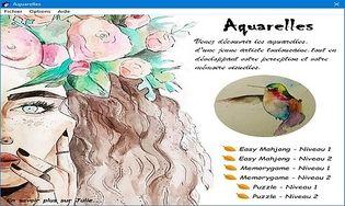 Aquarelles version1/2020