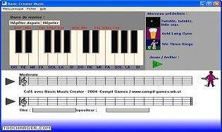 Basic Music Creator