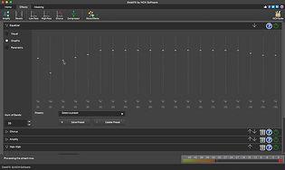 DeskFX - Logiciel amplificateur audio pour Mac