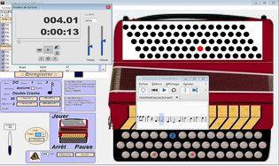 Logiciel accordéon V1.1