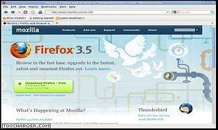 Mozilla Firefox 6 beta