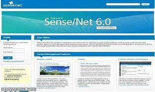 Sense/Net Enterprise Portal