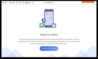 PhoneClean pour mac