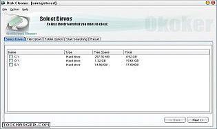 Okoker Disk Cleaner