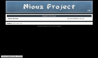 Niouz Project