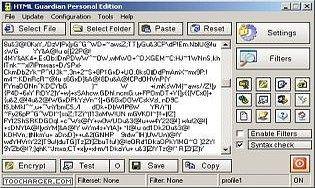 HTML Guardian
