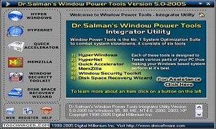 Windows Power Tools