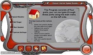 Robust Internet Speed Booster
