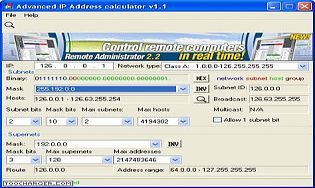 Advanced IP Calculator