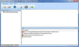 Out of Office Manager Tool (OOMT)