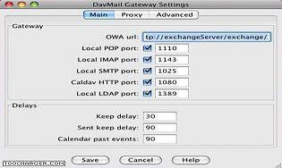 DavMail