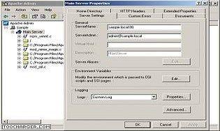 Apache Admin