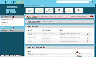 HTTPCS Web vulnerability scanner