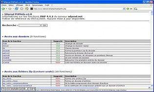 SDprod PHPinfo