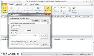 Torrent Downloader