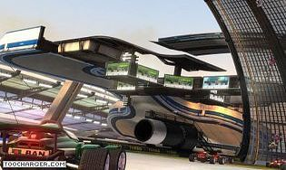 TrackMania United - Extension Forever