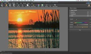 PhotoPad - Éditeur d'images pour Mac OS X (6.03)