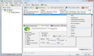 WinScheduler Standard