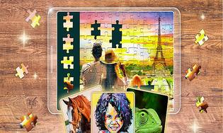 Jigsaw Puzzles Master