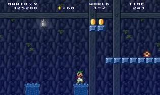 Super Mario Forever 2016