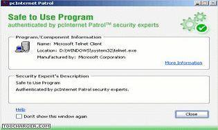 pcInternet Patrol Home Edition