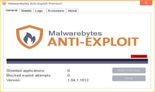 Malwarebytes Anti-Exploit (ExploitShield)
