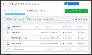 Avira Home Guard