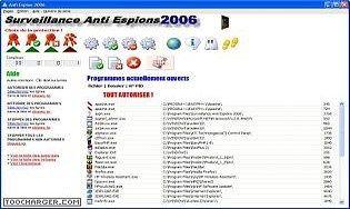 Surveillance Anti Espions 2006