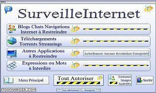 SurveilleInternet