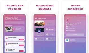 ClearVPN: rapide et illimité iOS