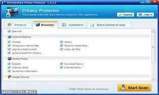 Wondershare Privacy Protector