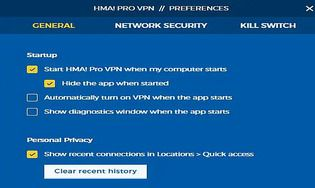 HideMyAss VPN
