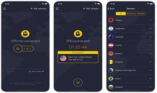 Cyberghost VPN iOS