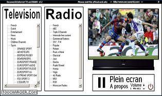 Internet satellite tv player - Tv satellite gratuit ...