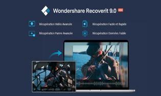 Wondershare Recoverit pour Mac