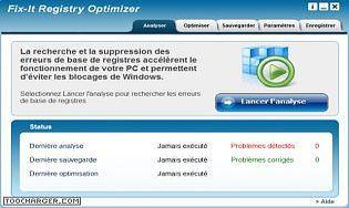 Fix It Registry Optimizer